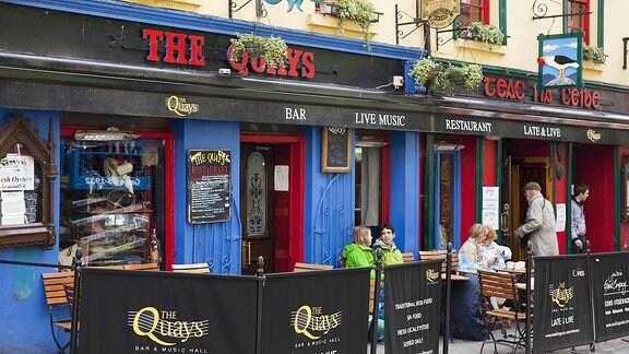 Das Restaurant Galway