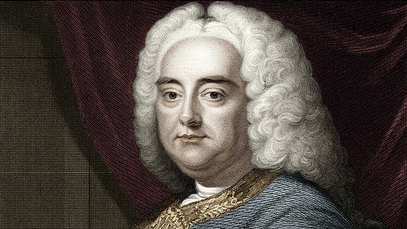 Bildnis Georg Friedrich Händel