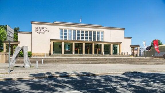 Gerhard-Hauptmann-Theater Zittau