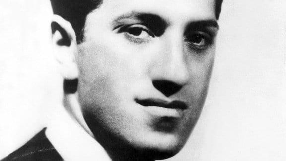 Komponist George Gershwin