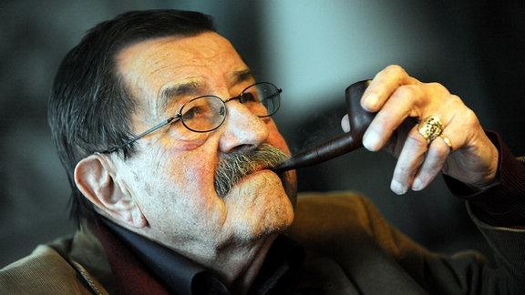 Schriftsteller Günter Grass