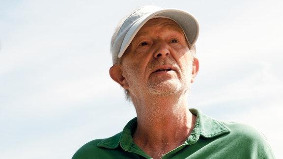 Der Schauspieler Michael Gwisdeck