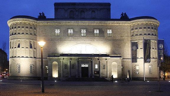 Das Landesmuseum für Vorgeschichte in Halle