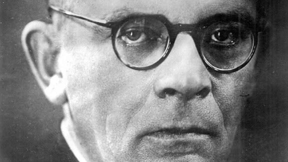 Potrträt Hans Fallada, Schriftsteller