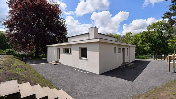 "Das Musterhaus ""Am Horn"" in Weimar"