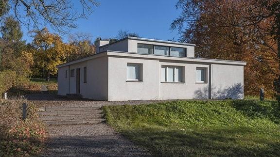 Haus am Horn, Entwurf von Georg Muche als Versuchshaus, 2011