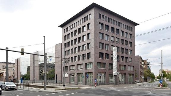 Haus des Buches in Leipzig