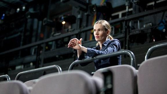 Die Leipziger Regisseurin und Choreografin Heike Hennig