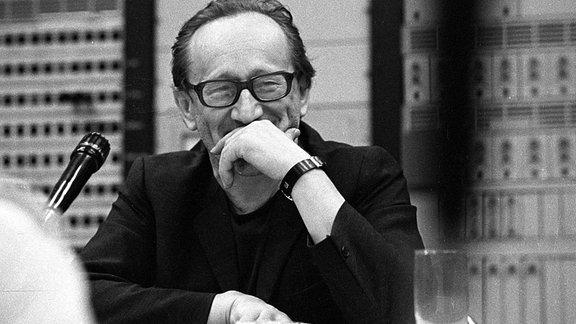 Heiner Müller, 1987