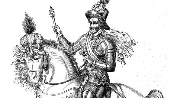 Heinrich Mann: Die Jugend und die Vollendung des Königs Henri Quatre