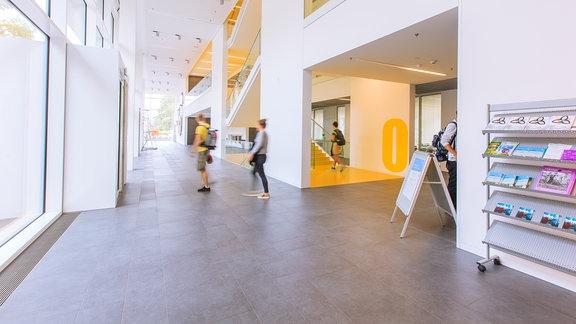 Nieper-Bau der HTWK Leipzig