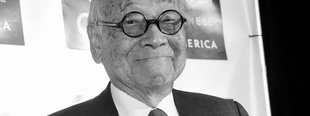 Star-Architekt Ieoh Ming Pei gestorben | MDR.DE