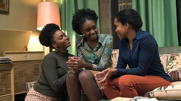 Teyonah Parris, KiKi Layne und Regina King