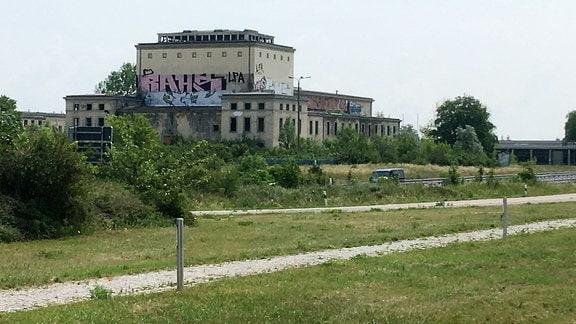 Kulturpalast Schkopau heute