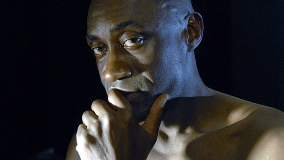 Tänzer Ismael Ivo