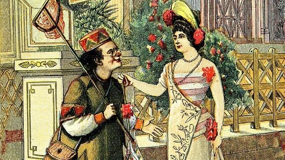 Die schöne Helena von Jacques Offenbach
