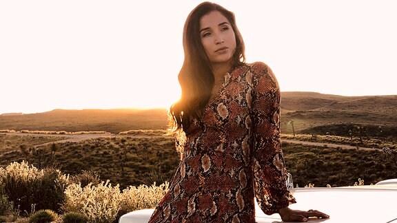 Die kalifornische Musikerin Jade Jackson.