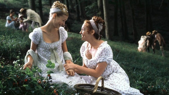 Szene aus 'Emma' von Jane Austen