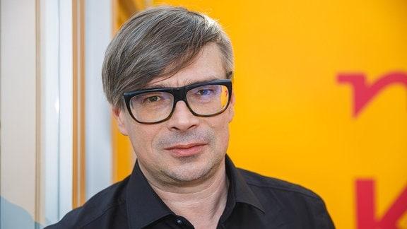 Jaroslav Rudiš auf der Leipziger Buchmesse 2019