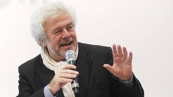 Jochen Hörisch, 2009