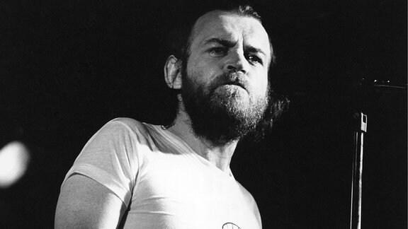 Joe Cocker in den frühen 1980er Jahren