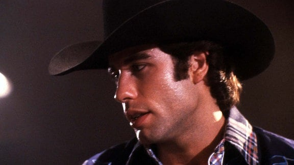 Film Still from Urban Cowboy - John Travolta