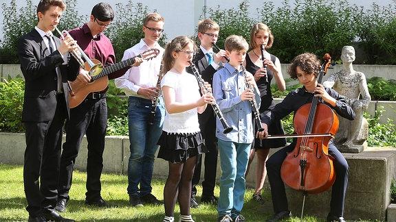 Preisträgerkonzert Bundeswettbewerb Jugend musiziert