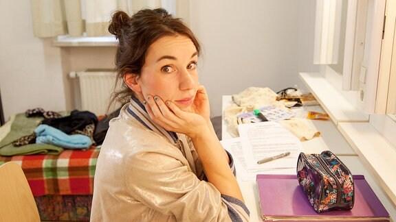 Nächste Generation: Schauspielerin Julia Preuß