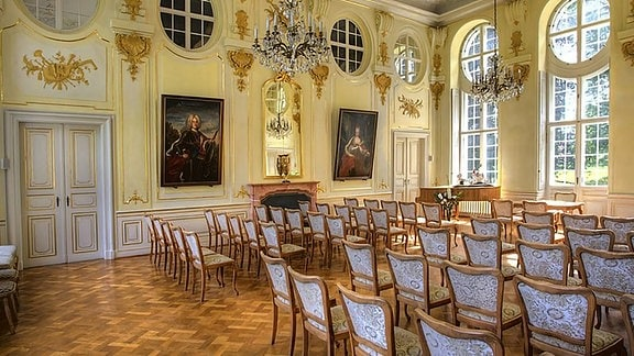 Barockschloss Oberlichtenau