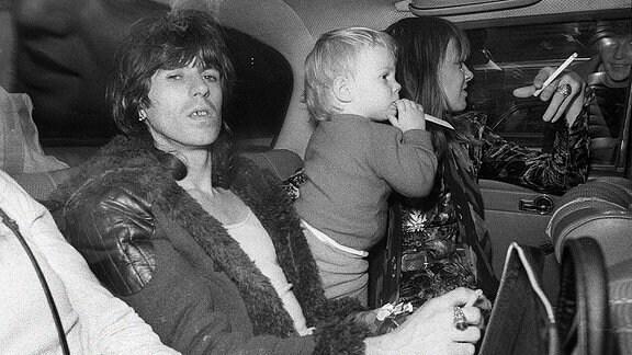 1970, Keith Richards