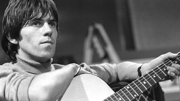 1960, Keith Richards