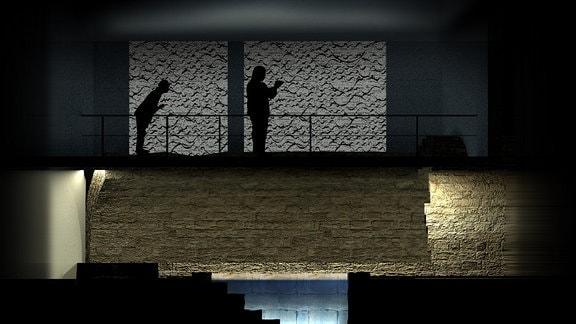 Die Kellermikwe Schmalkalden soll künftig in einer Ausstellung zugänglich sein.