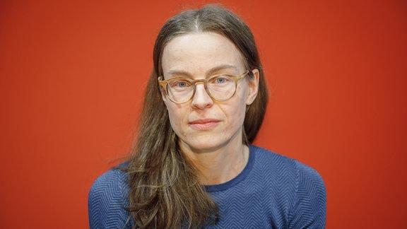 Kenah Cusanit auf der Leipziger Buchmesse 2019