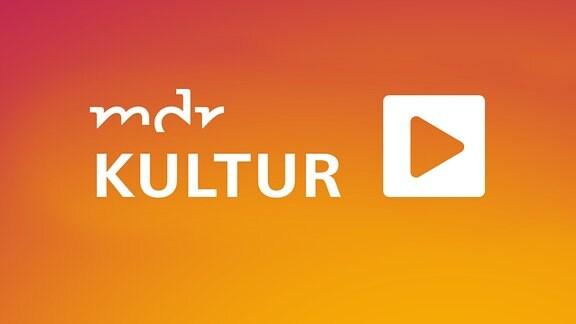 MDR KULTUR Logo mit Playbutton