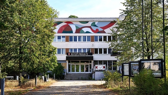 Kulturhaus in Bischofswerda