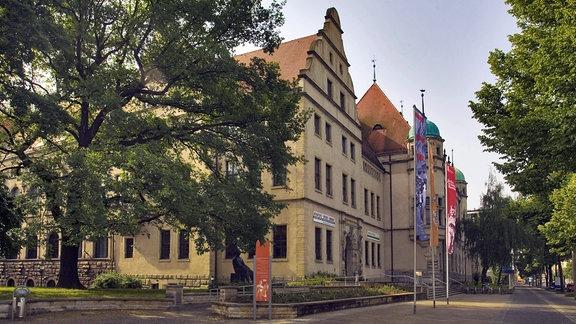 Kulturhistorisches Museum in Magdeburg.