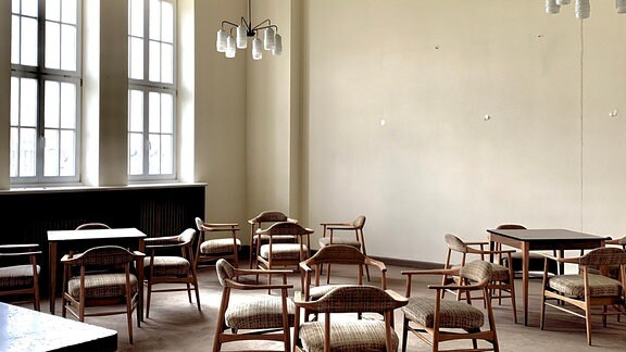 Kulturpalast Bitterfeld heute