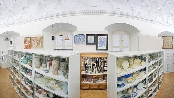 """""""Verborgene Schätze"""" im Kunstmuseum Moritzburg Halle"""