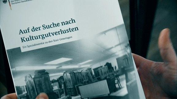 Kunstraub in der DDR - Findbuch veröffentlicht