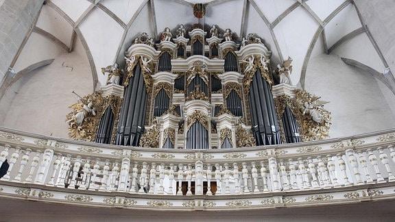 Die Ladegast-Orgel des Merseburger Doms