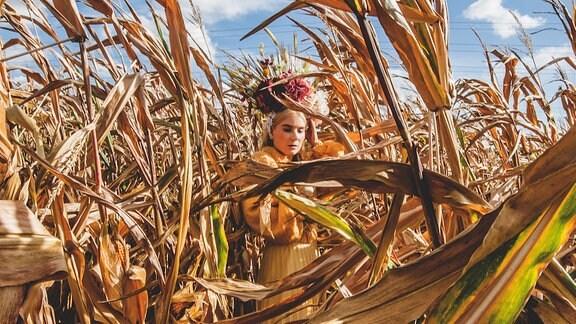 """Laura Liebeskinds neues Album """"Das Glück"""""""