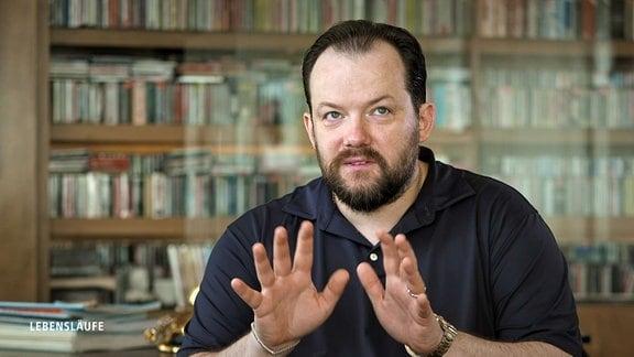 Gewandhauskapellmeister Andris Nelsons im Porträt