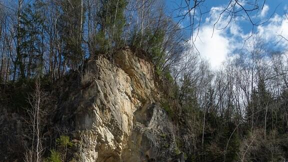 Aus: Kalkwerk Lengefeld – Licht und Schatten im weißen Berg