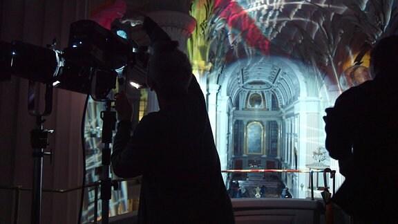 Lichträume für Leipzig von Victoria Köln