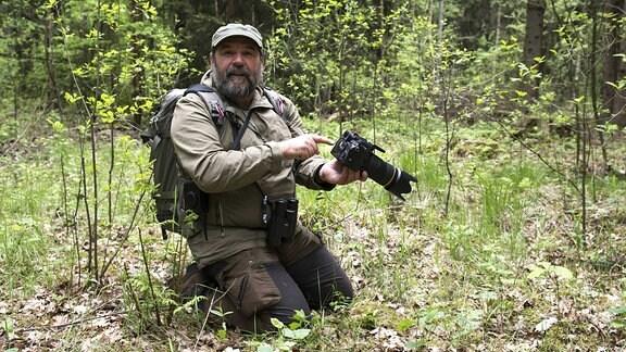 Naturfotograf Karsten Nitsch