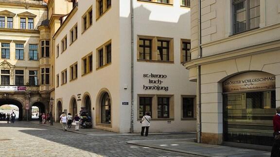St. Benno Buchhandlung Dresden