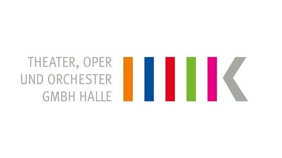 Logo der Bühnen Halle