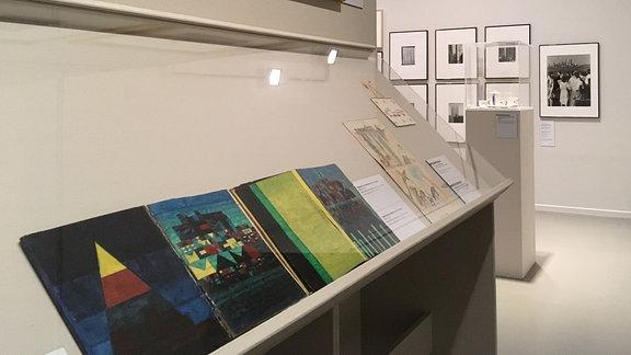 Ausstellung in der Lyonel-Feininger-Galerie