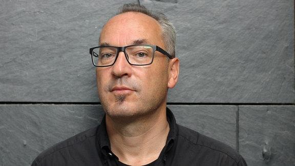 Stefan Maelck, MDR KULTUR-Moderator und Musikkritiker