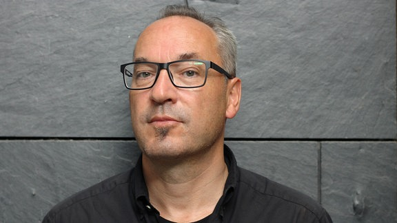 Stefan Maelck, MDR KULTUR-Moderator und Musikredakteur